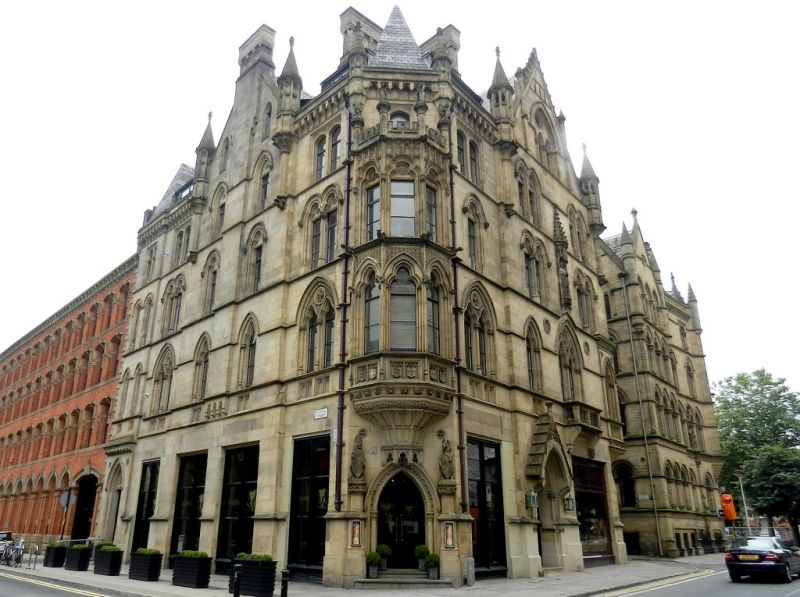 Manchester Mount Street Training Centre